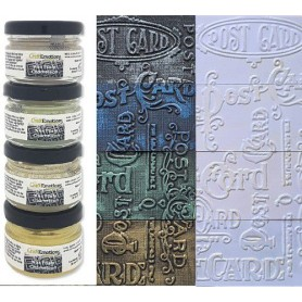 CraftEmotions Wax Paste chameleon 1 4x20 ml