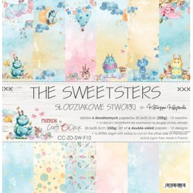 "Paper Collection Set 12""*12"" The Sweetsters"