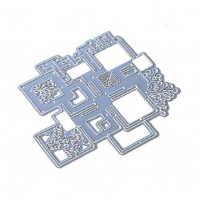 Elizabeth Craft - Cubic Background