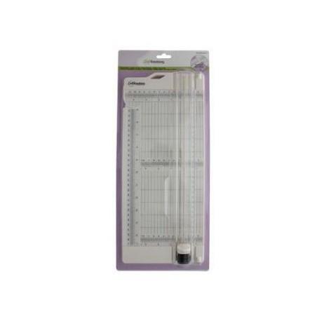 Craft Emotions - Papierschneider für Scrapbookpapier 30,5cm