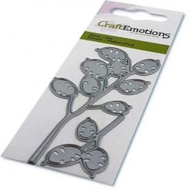 CraftEmotions Stanzform Blumen / Dried Flowers