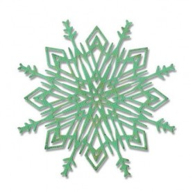 Sizzix Thinlits Die set - 2PK Fanciful Snowflakes  Tim Holtz
