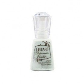 Nuvo Shimmer powder - Jade Fountain