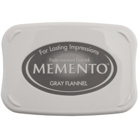 Memento Stempelkissen Gray Flannel