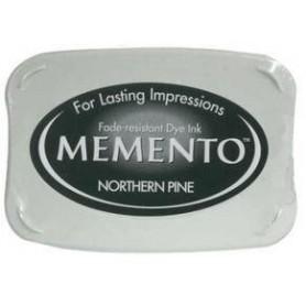 Memento Stempelkissen Northern Pine