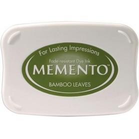 Memento Stempelkissen Bamboo Leaves