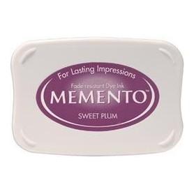 Memento Stempelkissen Sweet Plum