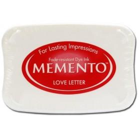 Memento Stempelkissen Love Letters