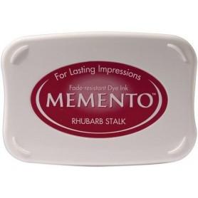 Memento Stempelkissen Rhubarb Stalk