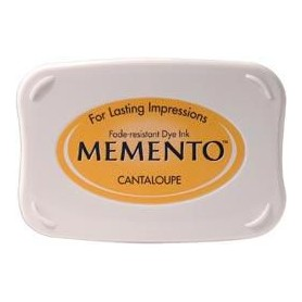 Memento Stempelkissen Cantaloupe