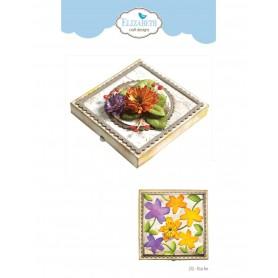 Elizabeth Craft Stanzform Pizzabox / Pizza Box 1781