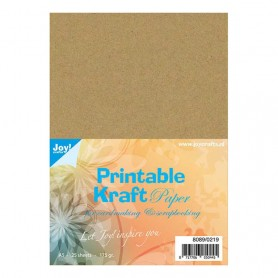 Joy!Crafts Printable Kraft Papier A5 Paper Pack