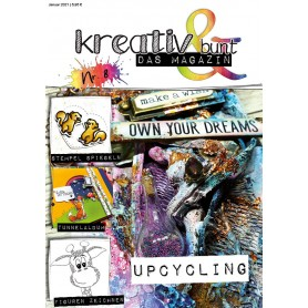 Kreativbunt Ausgabe 8