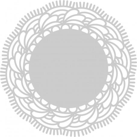 Memories4You Stencil Kreis - Mandala (15x15)