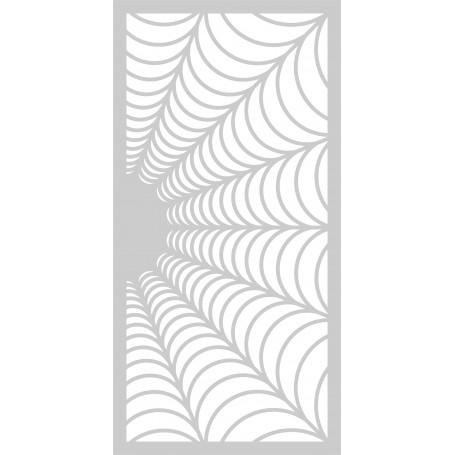 Memories4You Stencil Slimline Web