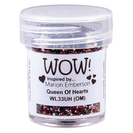 WOW! Colour Blends Queen of Hearts 15ml