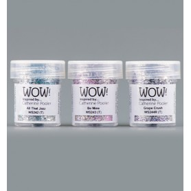 WOW! Embossing Trio Forever 13(Catherine Pooler) 3pcs / 15ml
