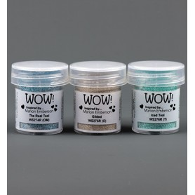 WOW! Embossing Trio Toteally Amazing 3pcs / 15ml