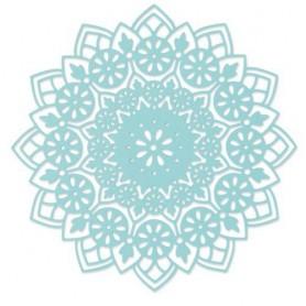 Sizzix Thinlits Die - Mandala  Eileen Hull