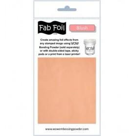 WOW! Fabulous Foil -  Blush Pack 1mtr x 10.1cm