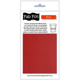 WOW! Fabulous Foil - Pack 1mtr x 10.1cm