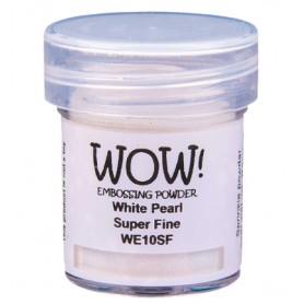 WOW! Embossing  White Pearl 15ml / Super Fine