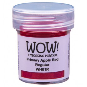 WOW! Embossing  Apple Red 15ml / Super Fine