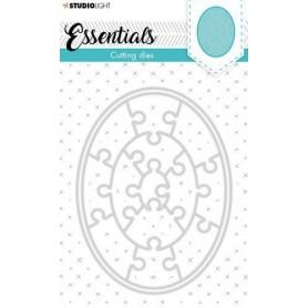 Studio Light Cutting & Emb. Die Journal Essentials nr.380 92x122mm