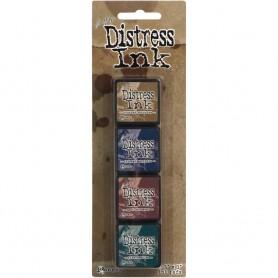 Distress Mini Ink Kit 12
