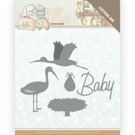 Yvonne Creations - Newborn Dies - Stork