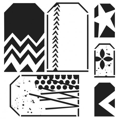 Crafter's Workshop Template 6 x 6