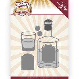 Yvonne Creations - Good old day's - Whiskey