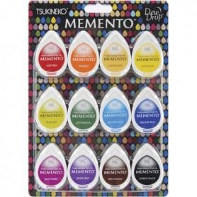 Memento Dew Drop 12er Pack - Gum Drops