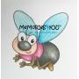 """M4Y Digi Stamp """"Insekt 2"""""""