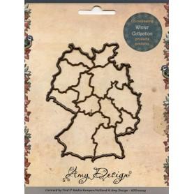 Amy Design Die - Maps - Germany