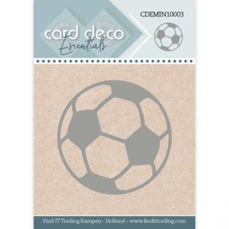 Fußball - Mini Dies - Card Deco