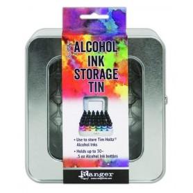 Ranger Alcohol Ink Storage Tin Tim Holtz