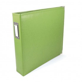 We R Memory Keepers • Faux leather album 30,5x30,5cm Kiwi