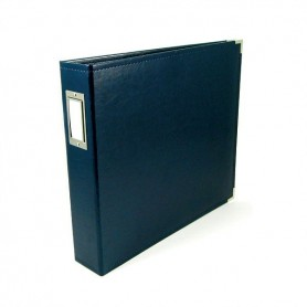 We R Memory Keepers • Faux leather album 30,5x30,5cm Navy