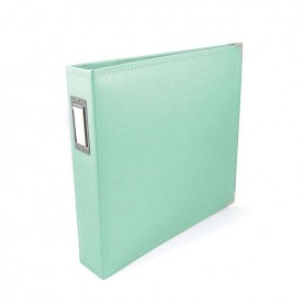 We R Memory Keepers • Faux leather album 30,5x30,5cm Mint