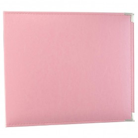 We R Memory Keepers • Faux leather album 30,5x30,5cm Pretty Pink