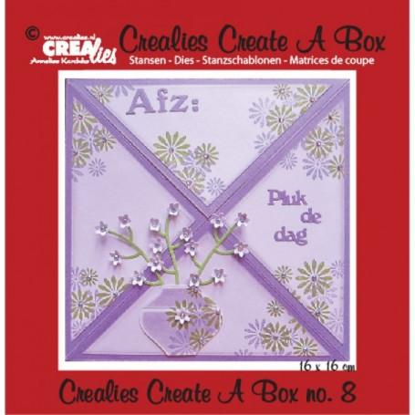 Create A Box Stanze - Nr. 8 - Card Box
