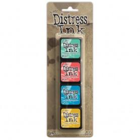 Distress Mini Ink Kits Kit 13