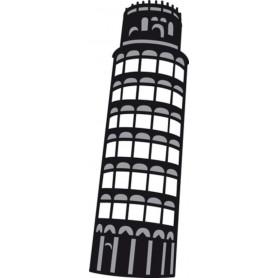 Marianne D Craftables Turm von Pisa
