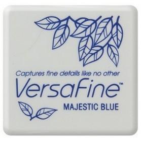 Versafine Stempelkissen klein Majestic blue