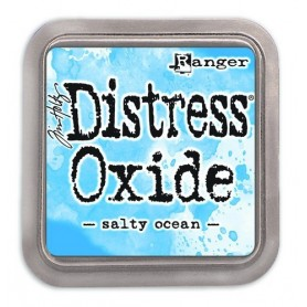 Ranger Distress Oxide - salty ocean