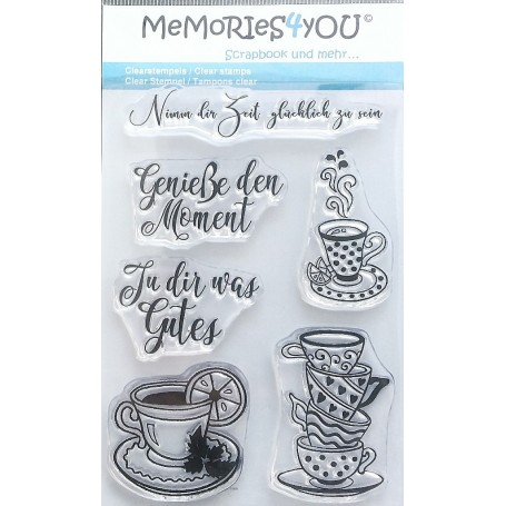 Memories4you Stempel Auszeit 001