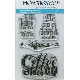 Memories4you Stempel Kaffee 01