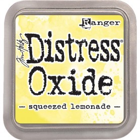 Tim Holtz Distress Oxides Ink Pad Squeezed Lemonade