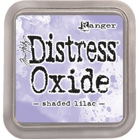 Tim Holtz Distress Oxides Ink Pad Shaded Lilac